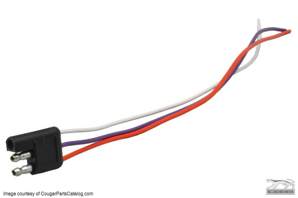 wiring and pigtail am fm radio repro 1968 1971 mercury 1968 1971 ford