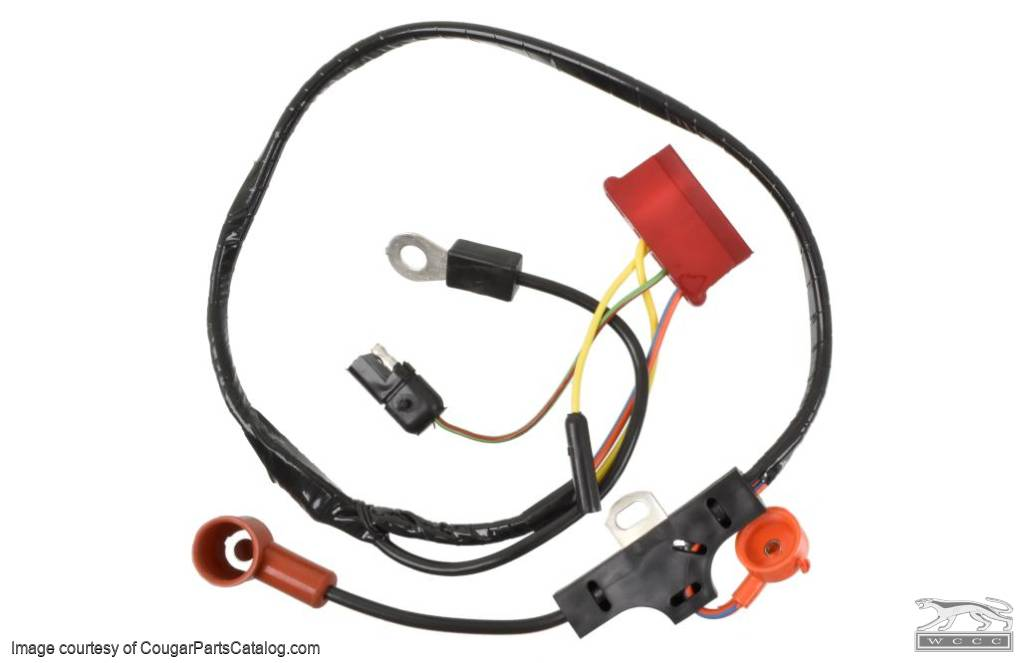 Alternator Wiring Harness - ECONOMY - Repro Fits: 1972 - 1973 Ford on mustang electrical harness, 69 camaro wiring harness, 67 corvette wiring harness, 1964 falcon wiring harness, 66 impala wiring harness, 67 camaro wiring harness, 86 mustang wiring harness, dodge challenger wiring harness, 89 mustang wiring harness, 67 chevelle wiring harness, 40 ford wiring harness, 67 mustang wiring kit, 2001 mustang wiring harness, 67 gmc wiring harness, 69 chevelle wiring harness, 05 mustang wiring harness, 67 cougar wiring harness, 67 ford wiring harness, 67 mustang dash wiring, 1967 mustang wiring harness,