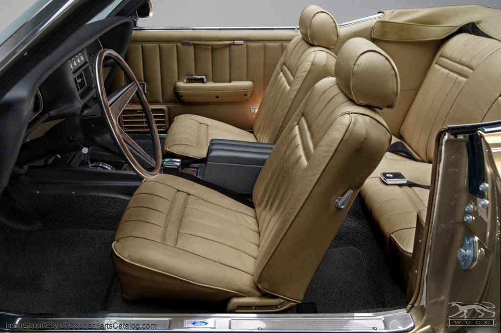 Vinyl Interior Upholstery Convertible Xr7 Nugget