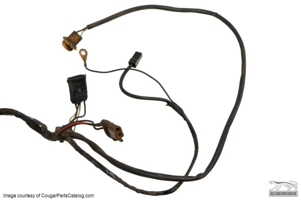 under hood wiring harness - standard    xr7