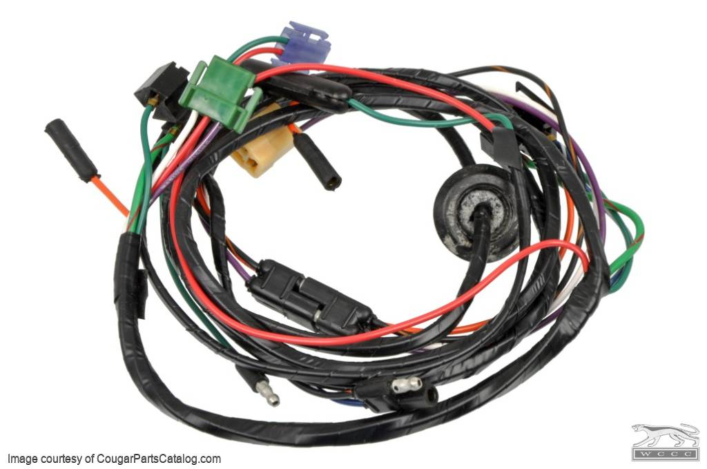 1439854002_m wiring harness speed control repro ~ 1967 1969 mercury cougar wiring harness at readyjetset.co