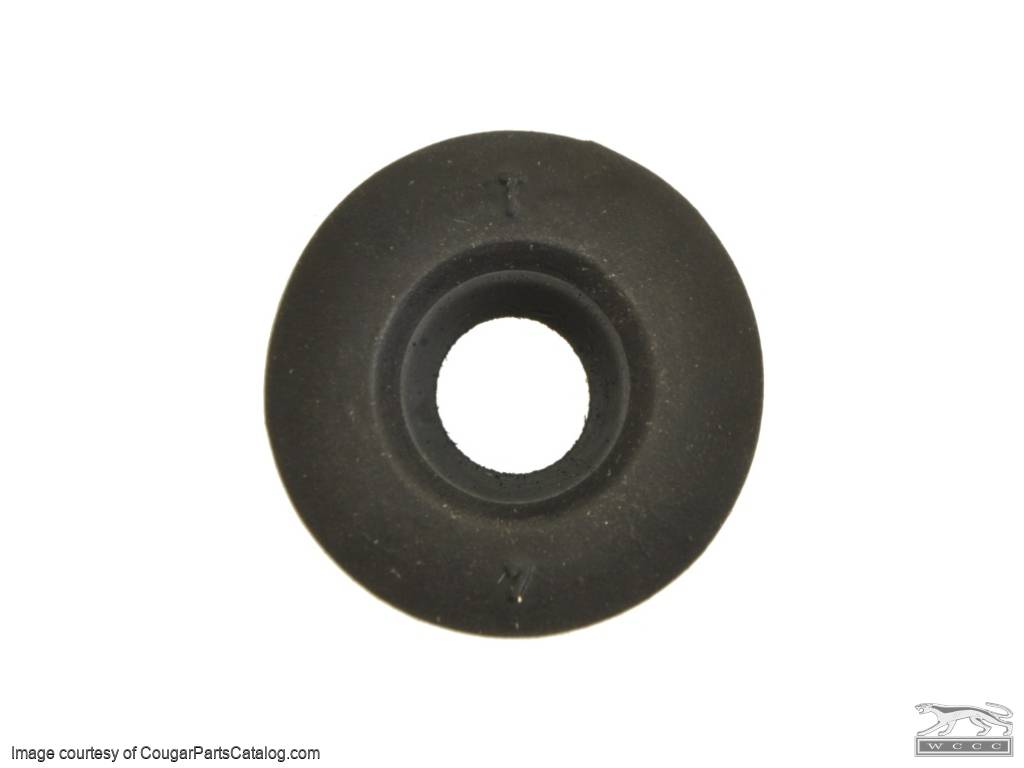 Ford Mustang - Bendix Power Brake Booster - Check Valve Grommet - Repro ~ 1969 - 1973 Mercury Cougar / 1969 - 1973 Ford Mustang