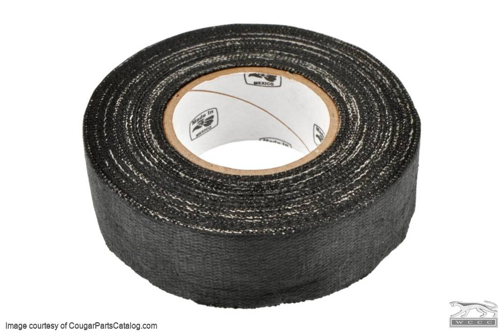1435171158_o electrical cloth friction tape repro ~ 1967 1973 mercury friction tape wire harness at crackthecode.co