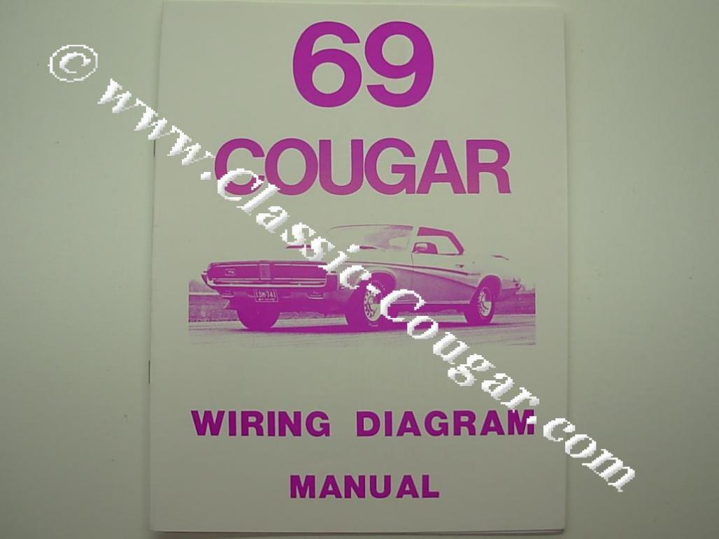 wiring diagram repro 1969 mercury cougar 25961 at west coast wiring diagram repro fits 1969 mercury cougar