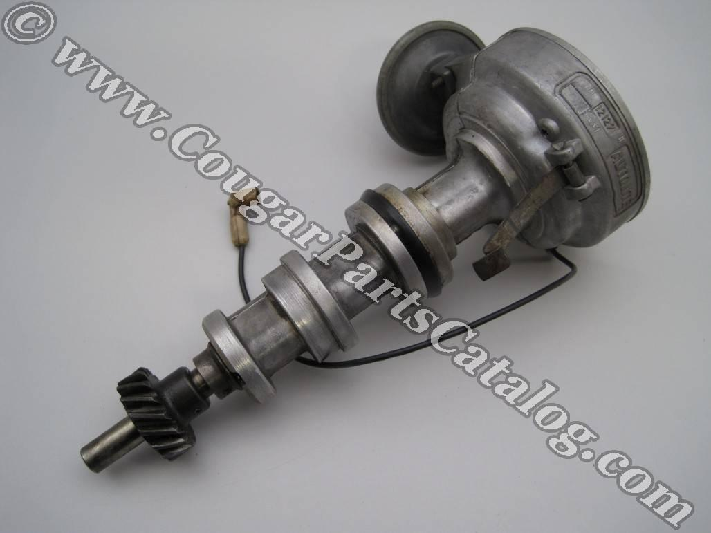 Distributor - 390-4V / 1968 427 GT-E - Used Fits: 1967 Mercury Cougar / 1967  Ford Mustang