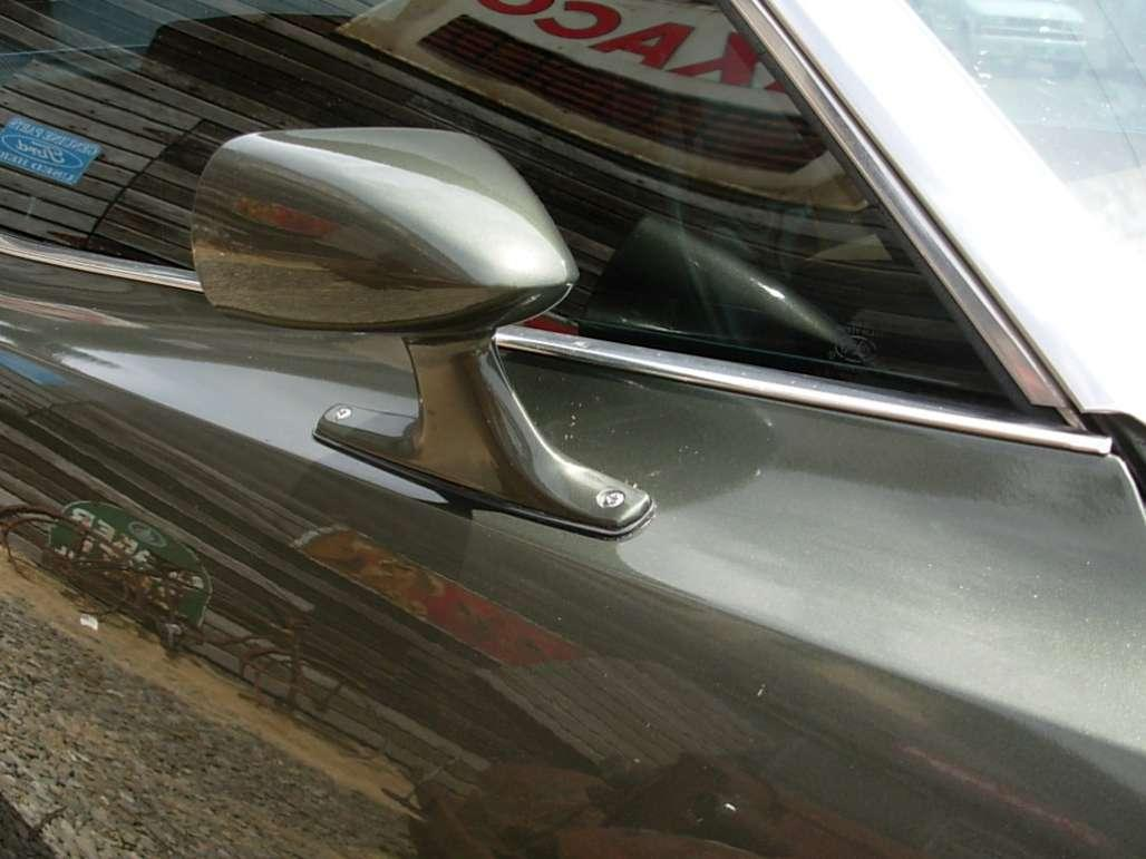 Side View Mirror Sport Passenger Side Manual Ford