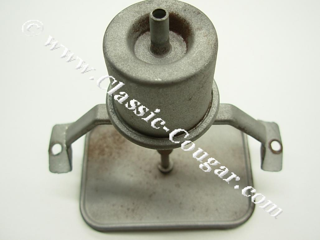 Vacuum Actuator Assembly Air Cleaner Used 1969